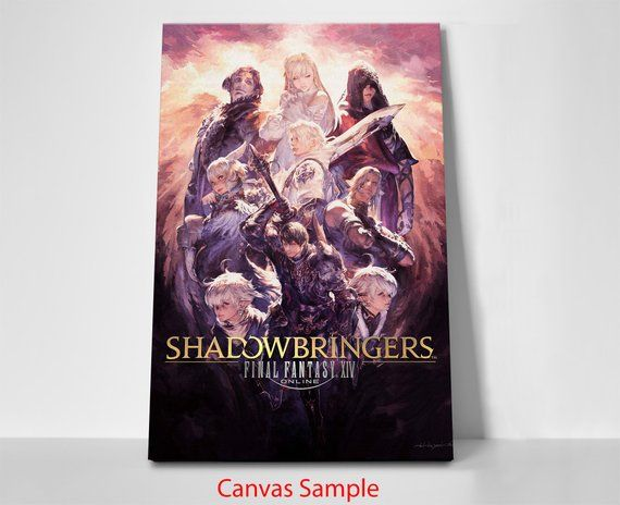 FFXIV Inspired - Final Fantasy XIV Online: Shadowbringers | Products