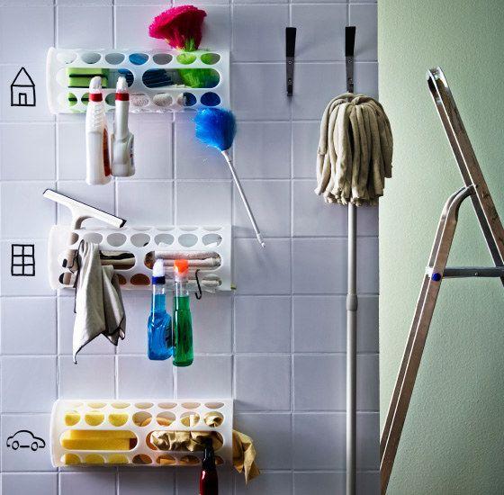 die besten 25 aufbewahrung putzmittel ideen auf pinterest ordnungssystem putzmittel. Black Bedroom Furniture Sets. Home Design Ideas