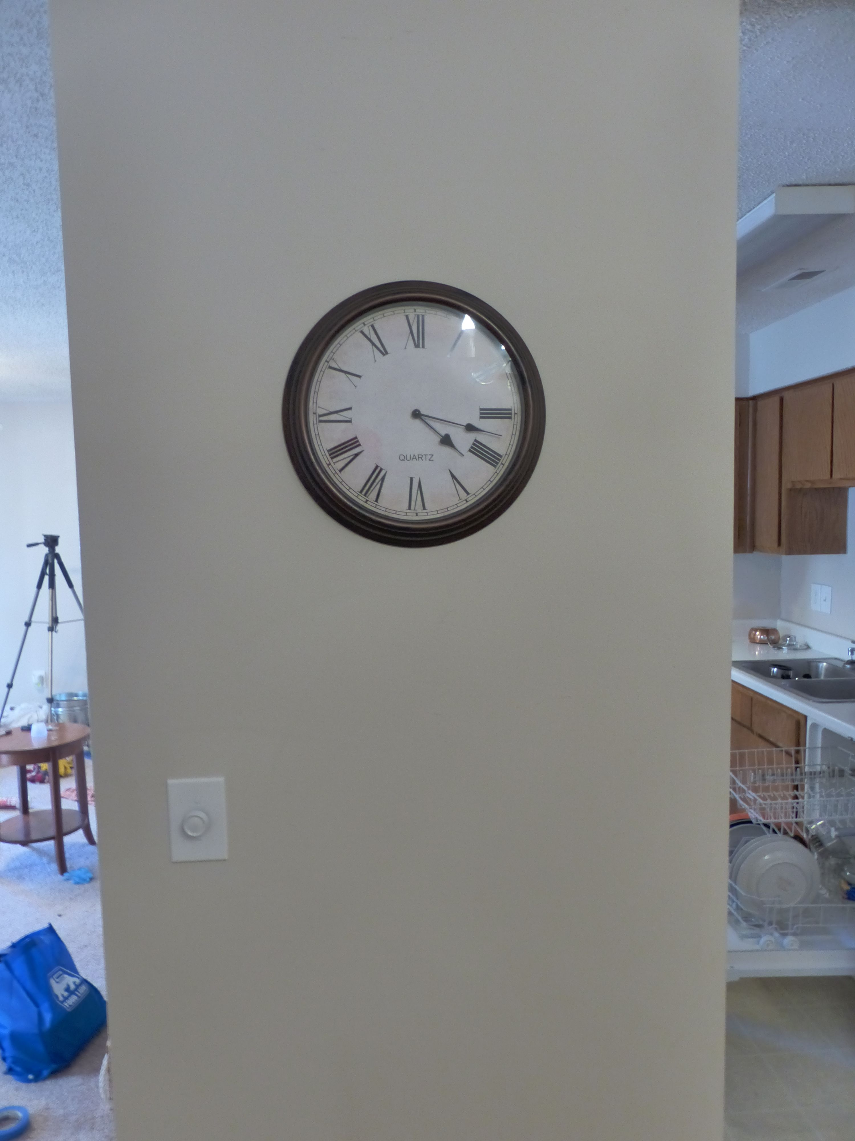 Clock #5, $7.00 at the ACS Thrift Store on HWY 17... first purchase.