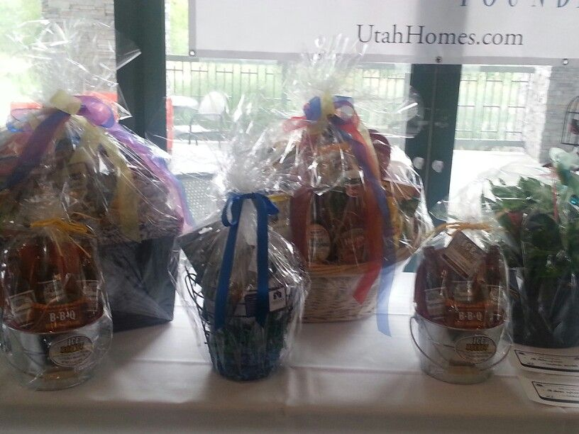 Door Prize Ideas Golf Tournament Gift Baskets Fund