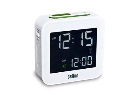 Gselect Shop Alarm Clock Braun Alarm Clock Digital Table Clock