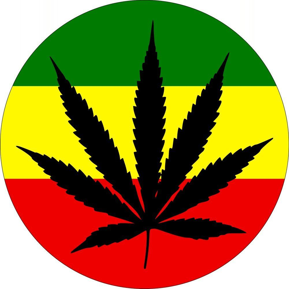 Marijuana pot leaf on reggae tri color 1 round button marijuana pot leaf on reggae tri color round button awesome products selected by anna churchill biocorpaavc