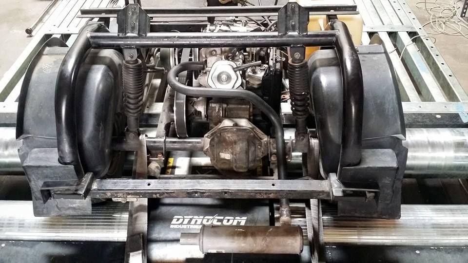 BAREBONES BUILDER KIT 460CC GO KART RACING ENGINE