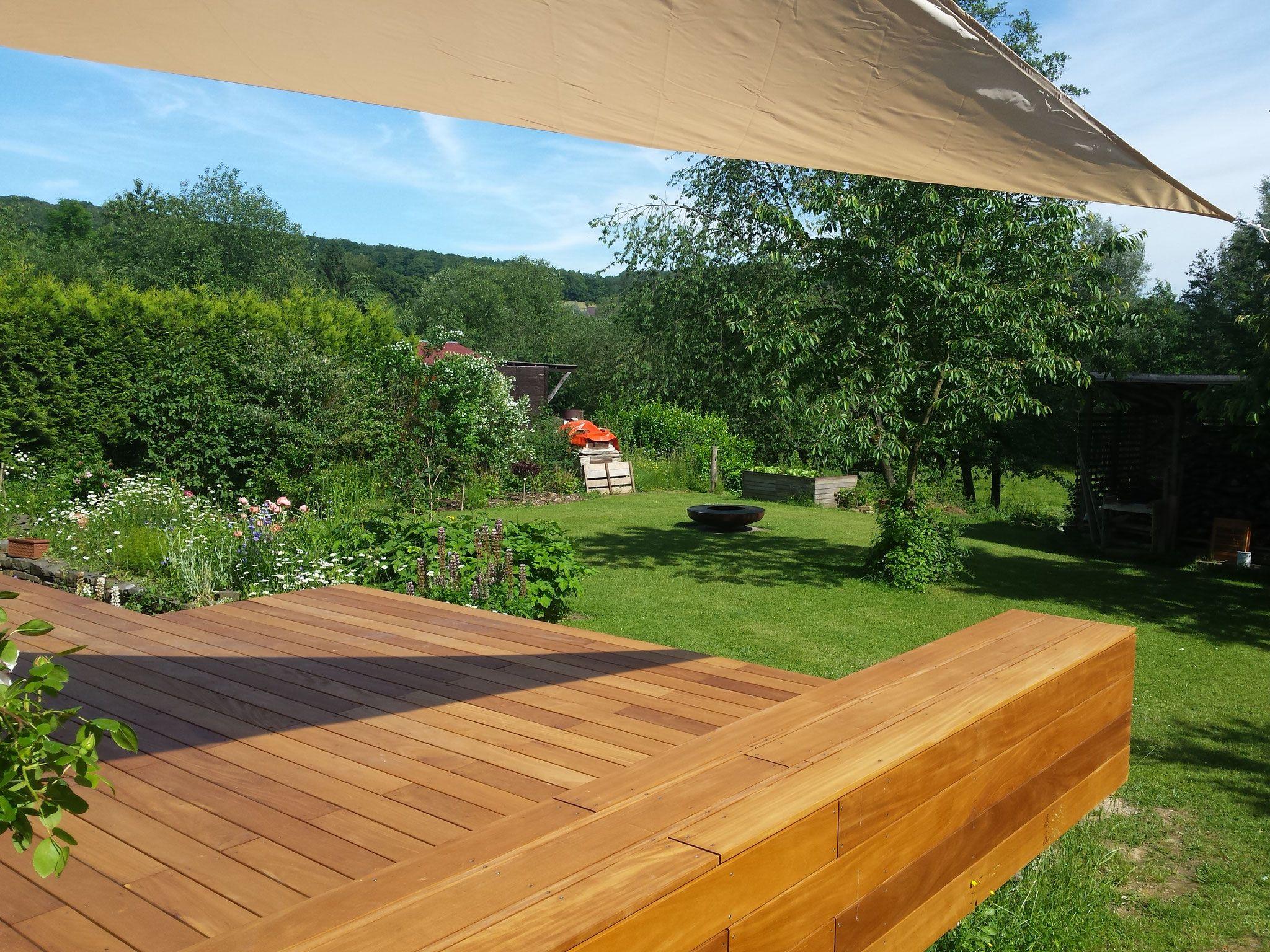 Erfahrungen Mit Garapa Terrassendielen Terrassendielen Holzterrasse Gartengestaltung