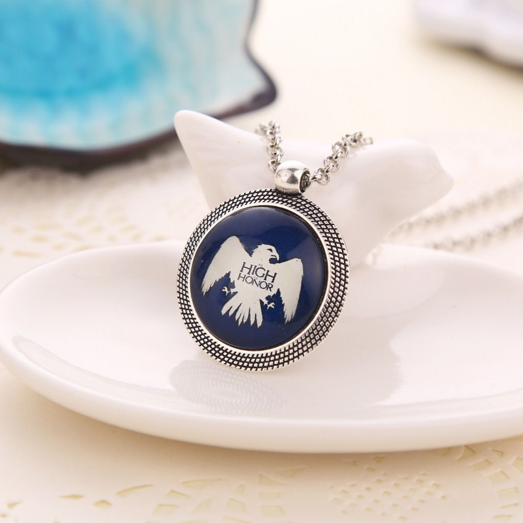 The Games Of Thrones Eagle Necklaces House Arryn ...