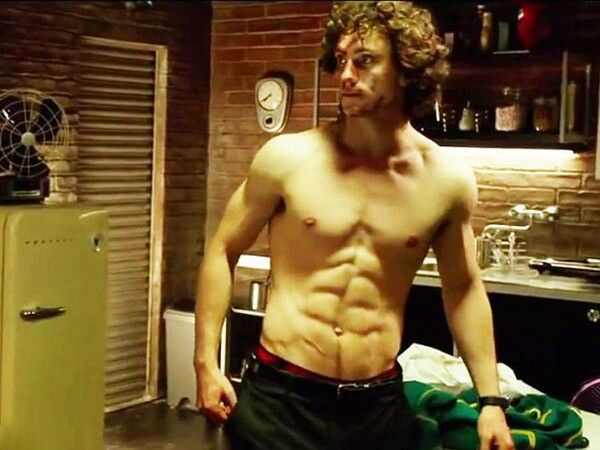 Aaron Taylor-Johnson isn't batman or Thor but with those ...