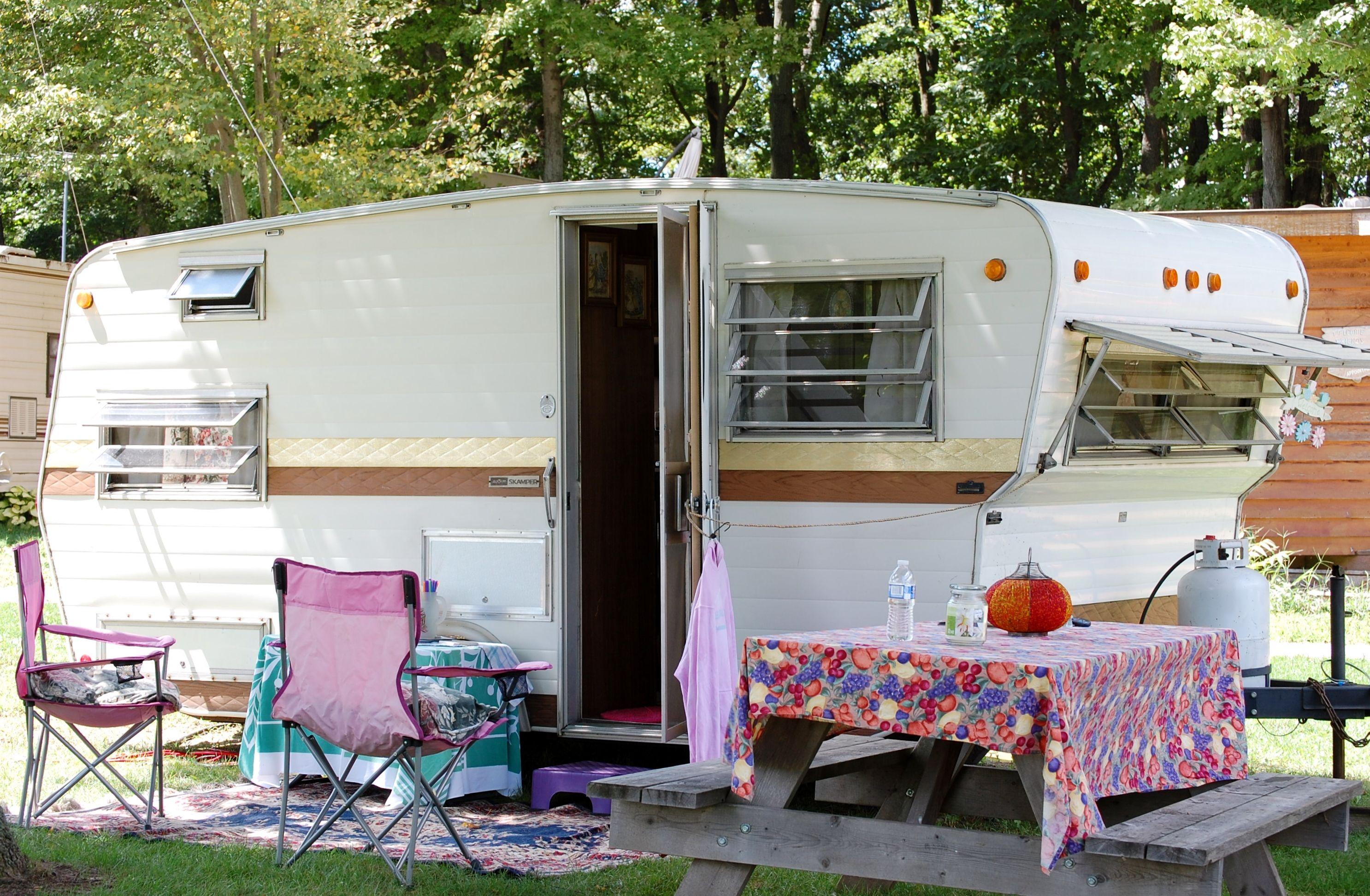 16++ Skamper camper Wallpaper