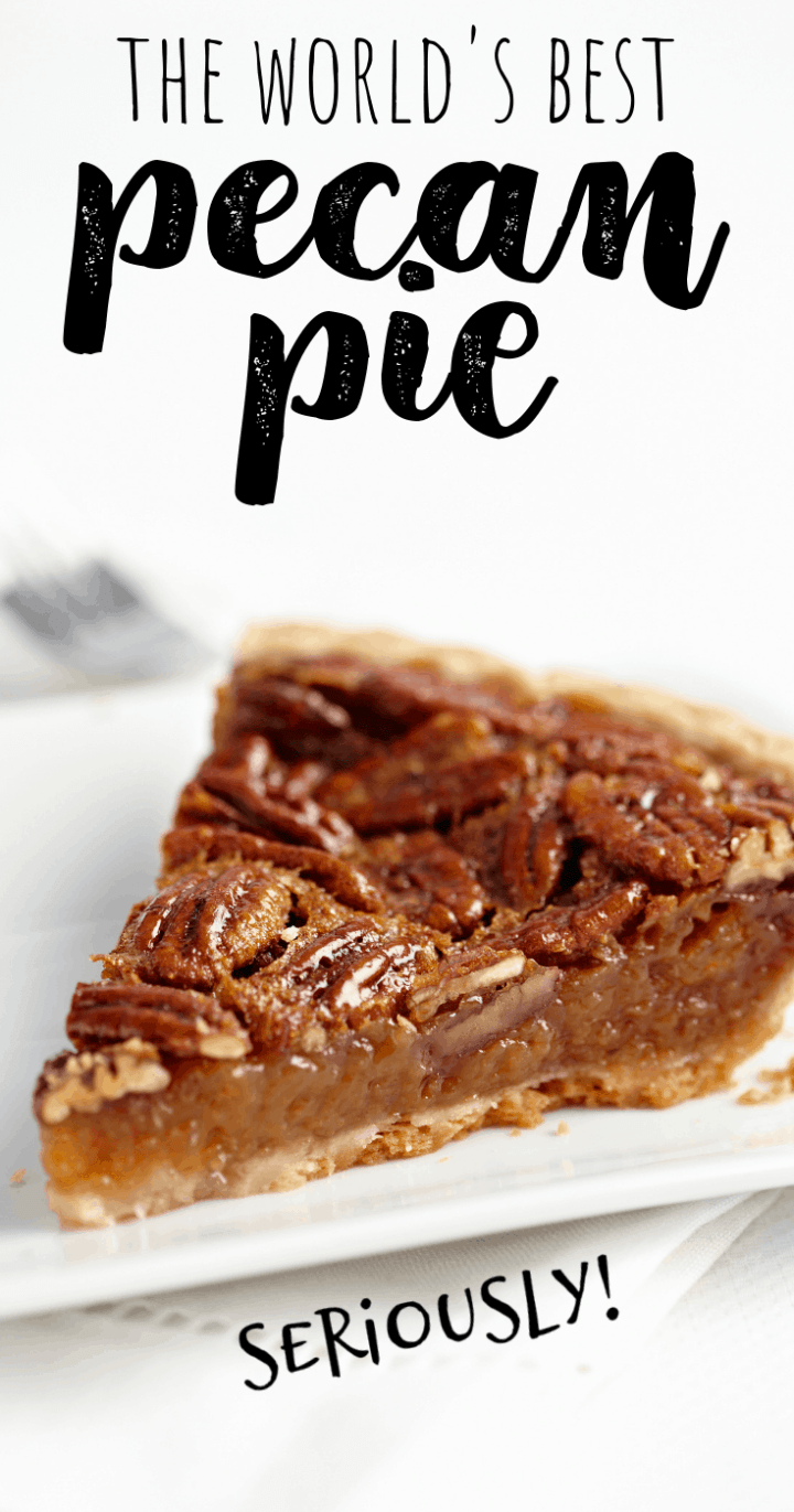 The best easy homemade pecan pie recipe The Worlds