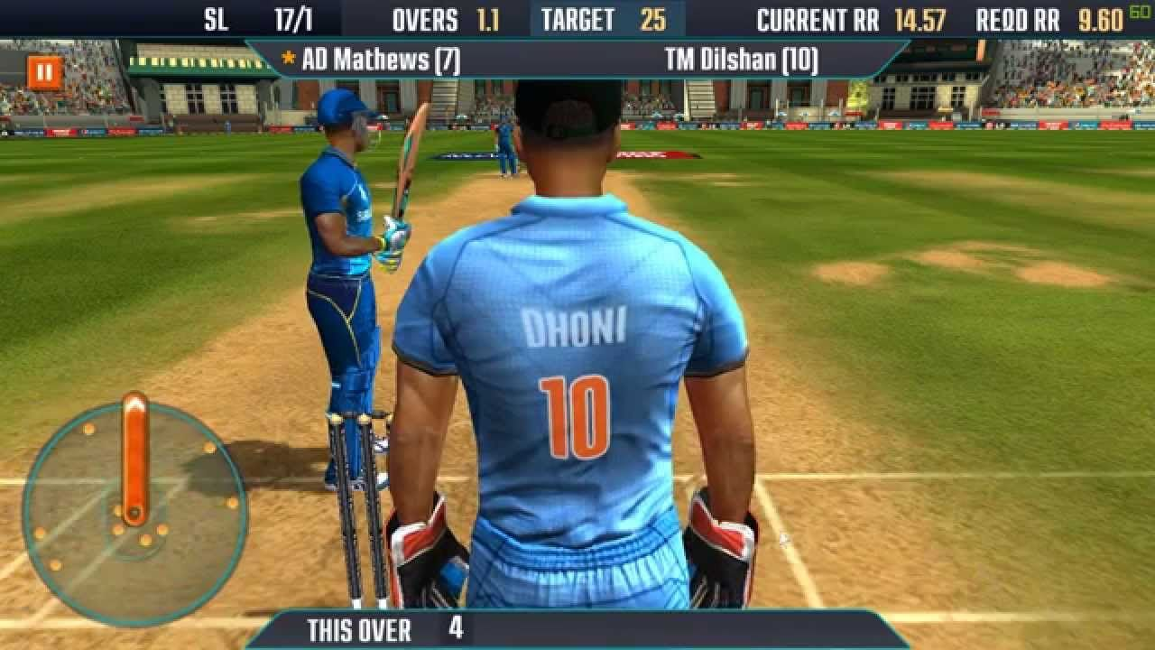 icc pro cricket is the official game of the icc cricket world cup 2015 that features over 150 official players from the 14 teams participating in the
