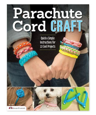 Another great find on #zulily! Parachute Cord Craft Paperback #zulilyfinds