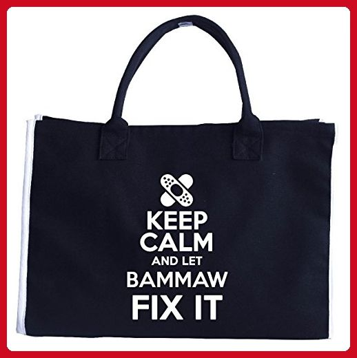 Keep Calm Bammaw Will Fix It Great Birthday Gift Idea For