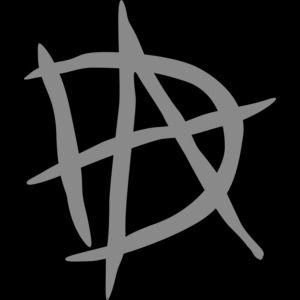 Camisetas WWE - Dean Ambrose (Logo gris)