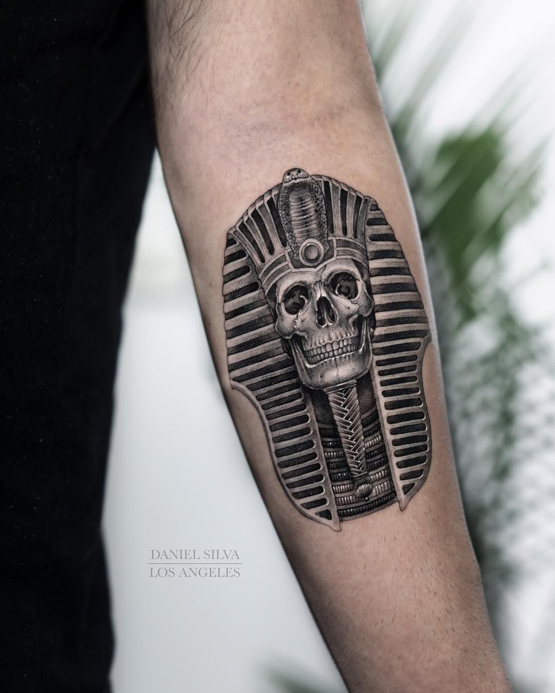 Egyptian Skull Tattoo Tattoo Ideas And Inspiration Skull Tattoo Tattoos Arm Tattoo
