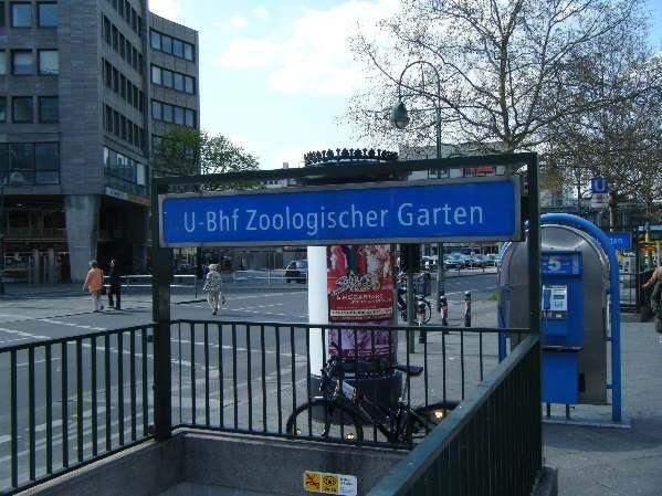 Zoologischer Garten Berlin Berlin Germany Germany