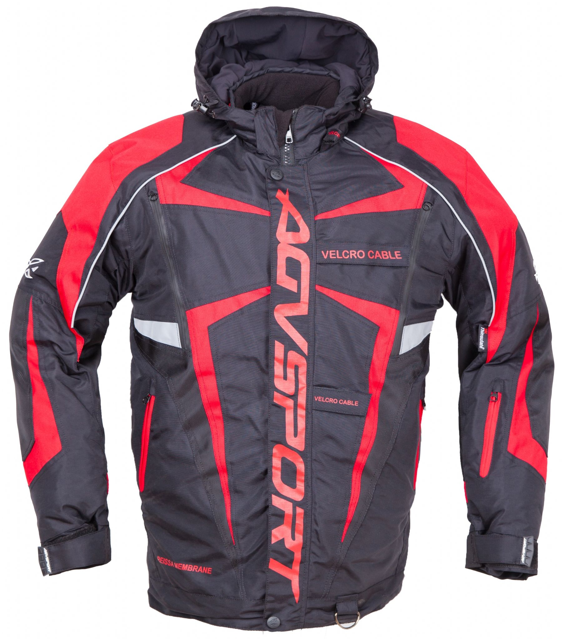ARCTIC II JACKET (1) Snowmobile Jackets Social media