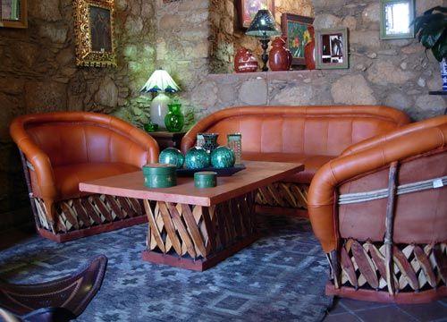 Equipales yo quiero haciendas mexicanas pinterest for Casa mexicana muebles