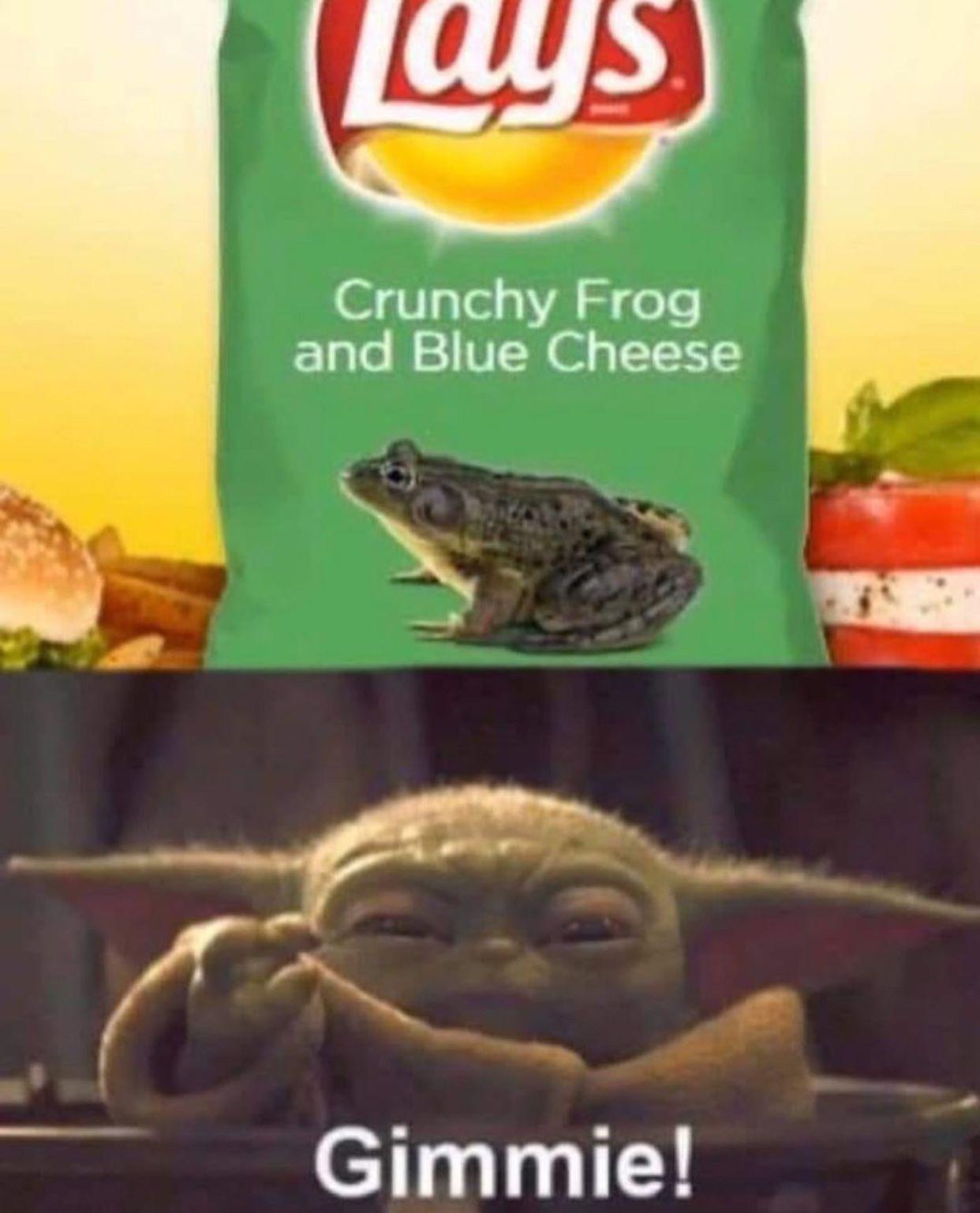 Pin by Ryan Rodbro on Baby Yoda in 2020 Yoda meme, Yoda