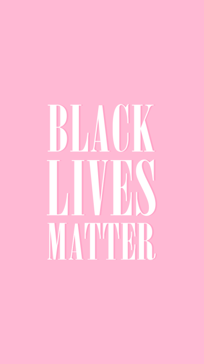 She Is Recovering Black Lives Matter Quotes Pink Wall Art Bedroom Wall Collage