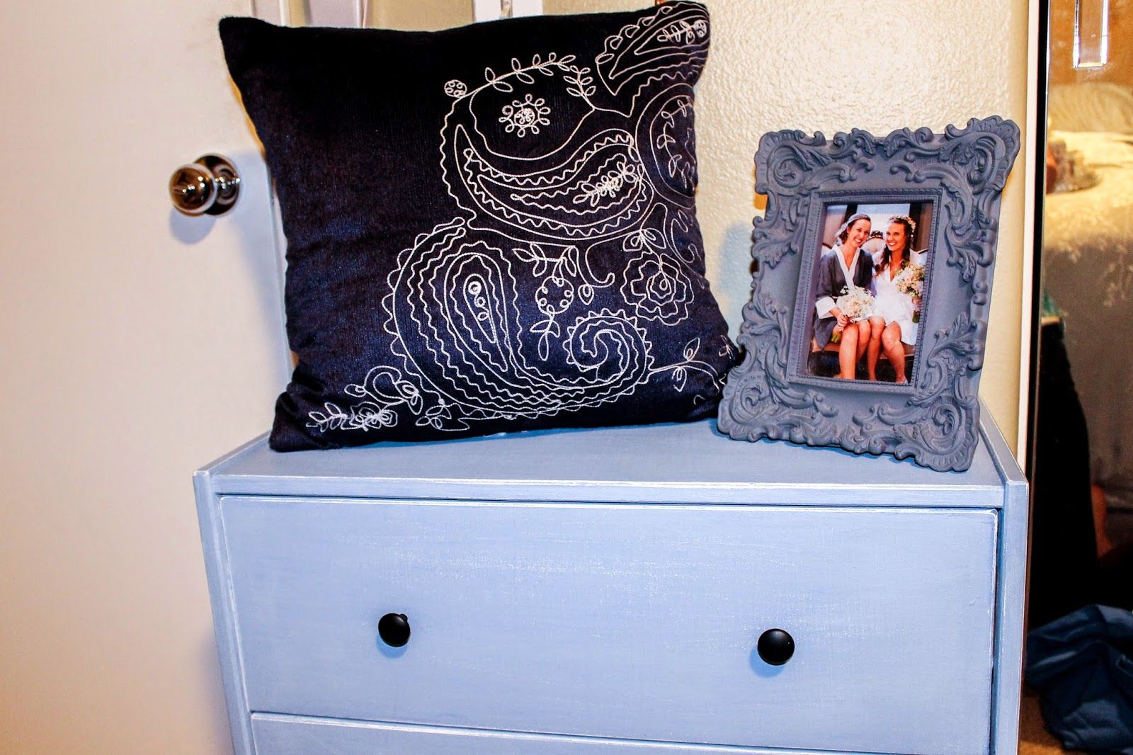 Bahut Noir Ikea Chalk Paint Dresser Makeover Modest And Made Ikea Dresser