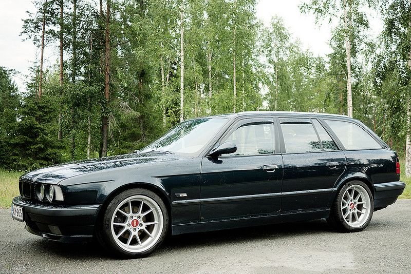 the e34 has to be one of the best looking wagons of all time german practicality is always. Black Bedroom Furniture Sets. Home Design Ideas