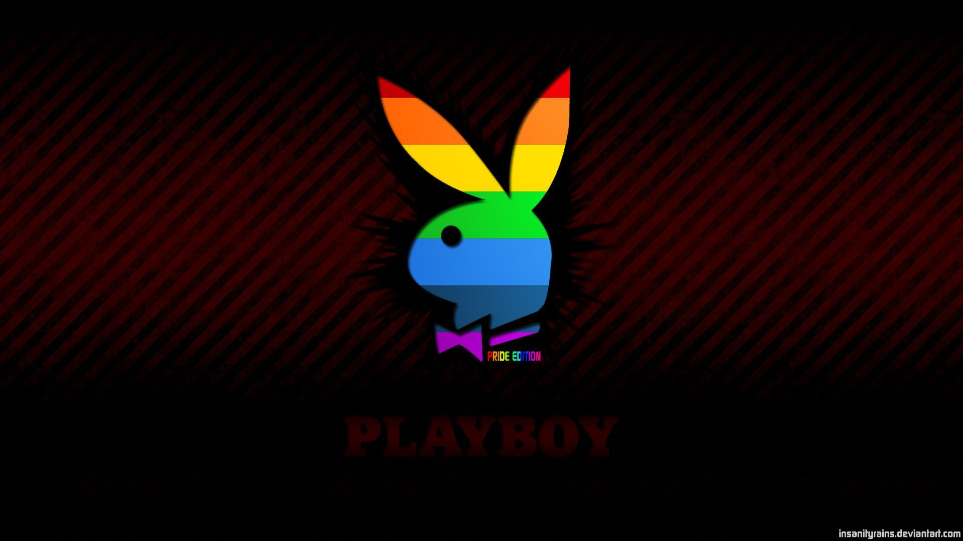 Playboy pride edition 1920x1080 by insanityrains on deviantart playboy pride edition 1920x1080 by insanityrains on deviantart voltagebd Image collections