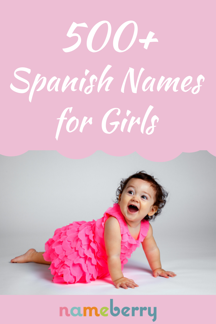 500 Beautiful Names for Baby Girls