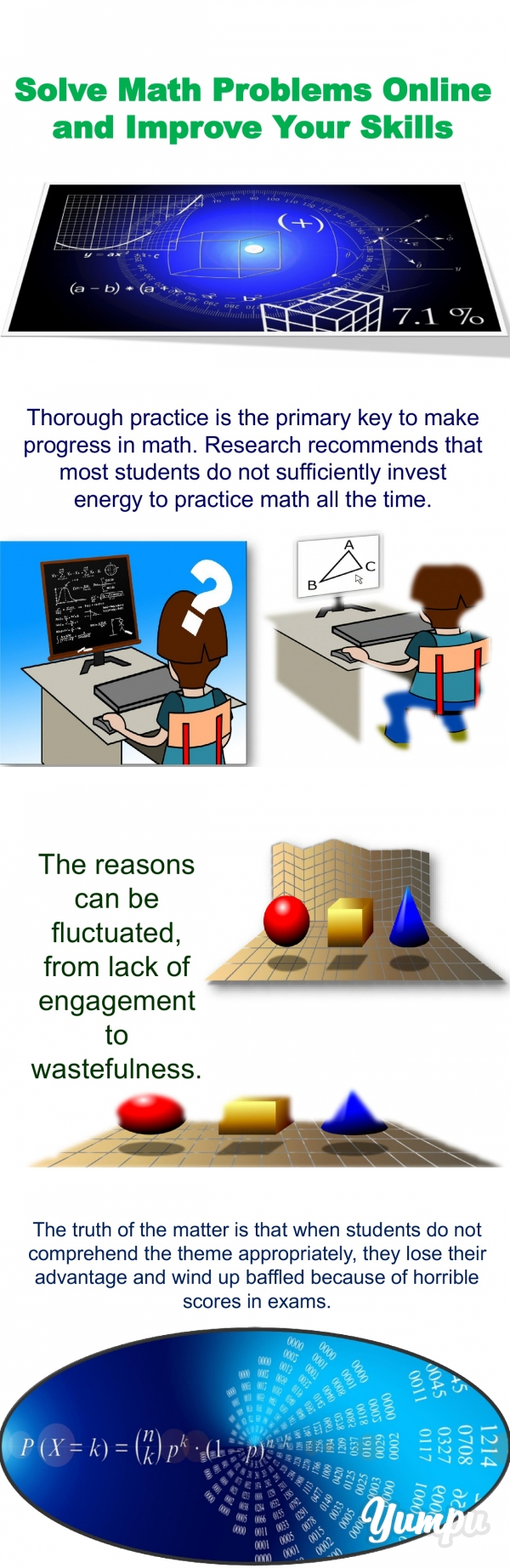 Solve Math Problems Online and Improve Your Skills - Magazine with ...