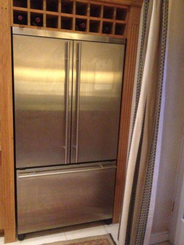 Maytag-G32026PEK-Trilogy-American-Fridge-Freezer-in-Full-Stainless