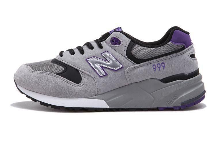 premium selection 8aabc ea0ea  866 New Balance 999 Mens Shoes Grey Silver-Black 1