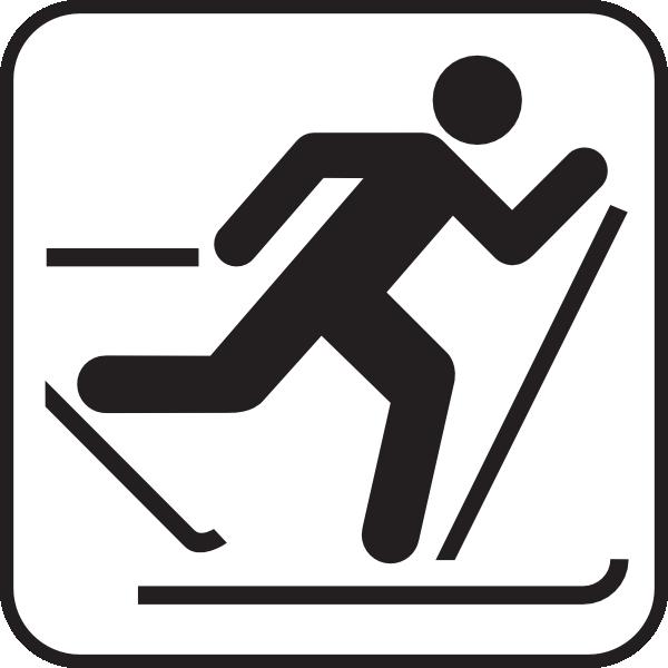 Skiing Clipart Stickman 4 Stick Figures Running Drawing Stick Figure Running