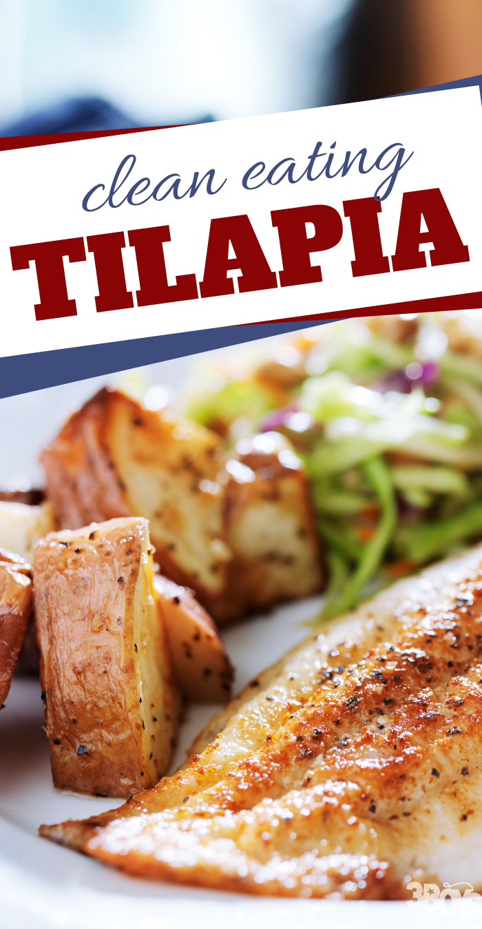 Clean Eating Tilapia Recipe images