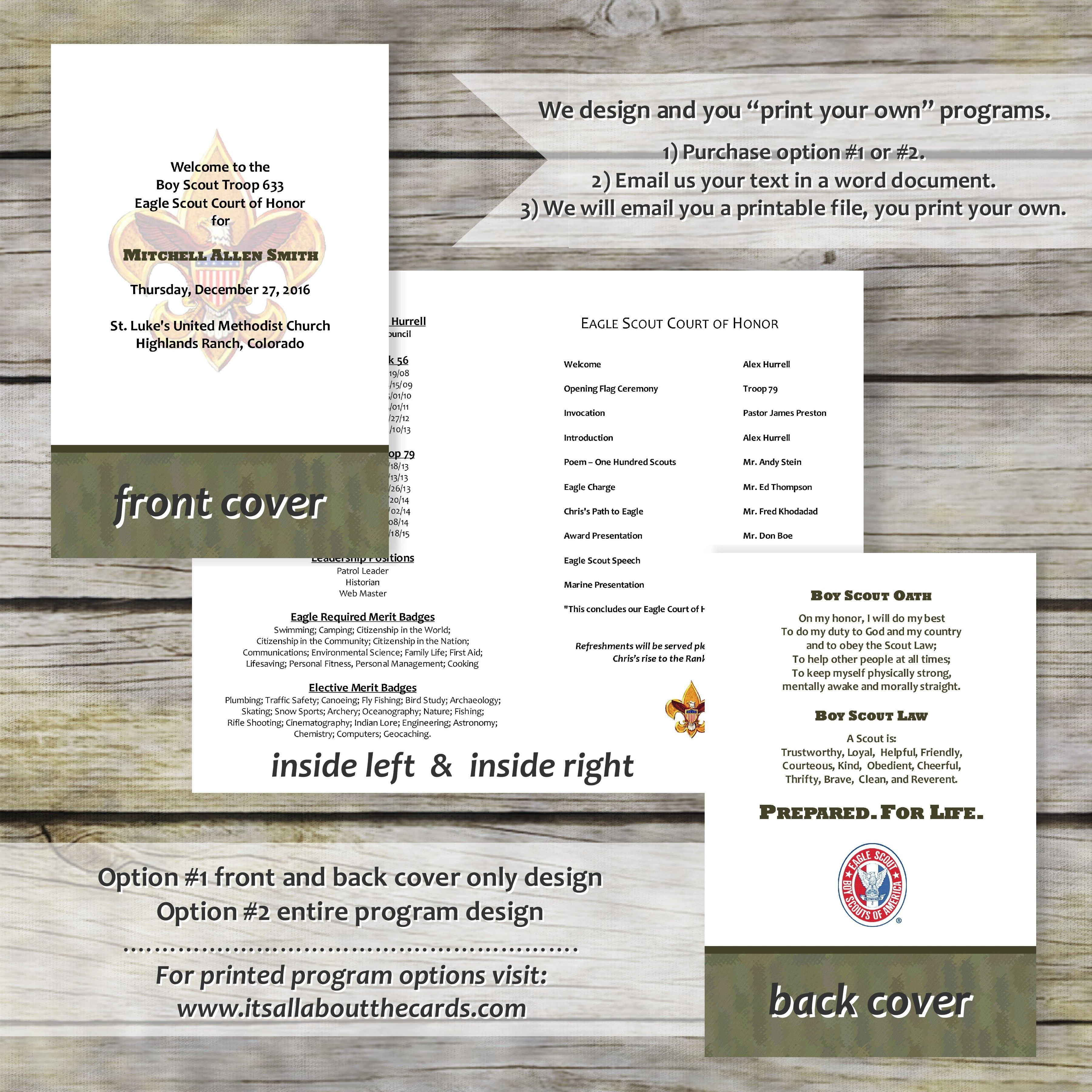 Pin By It S All About The Cards On Eagle Scout Court Of