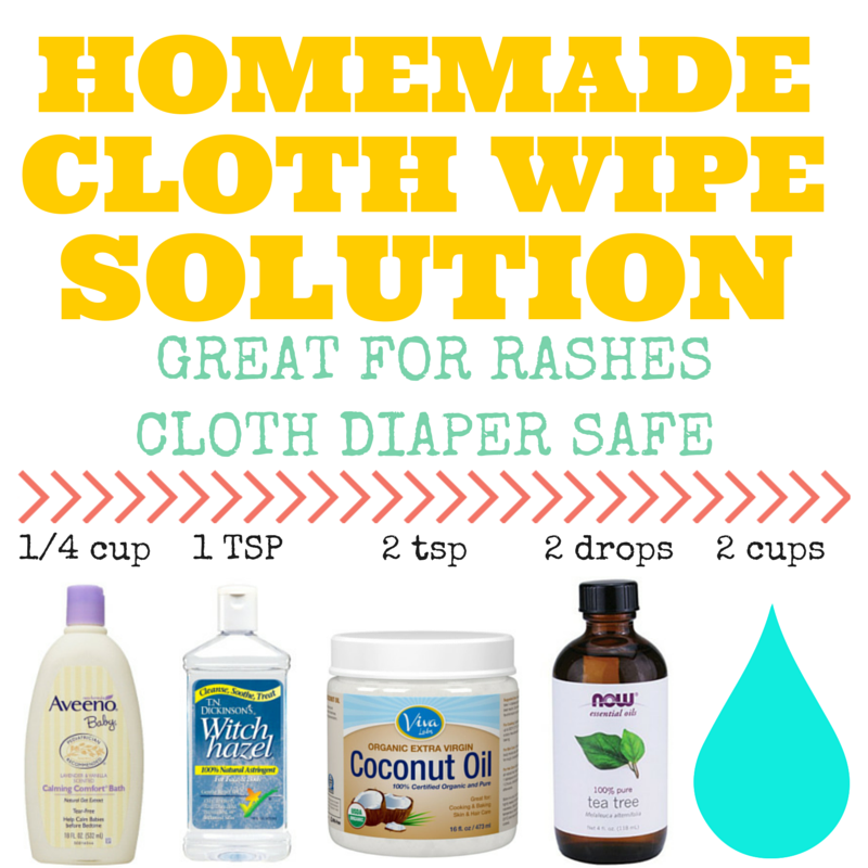 How to Make Cloth Wipes Cloth baby wipes, Cloth wipe