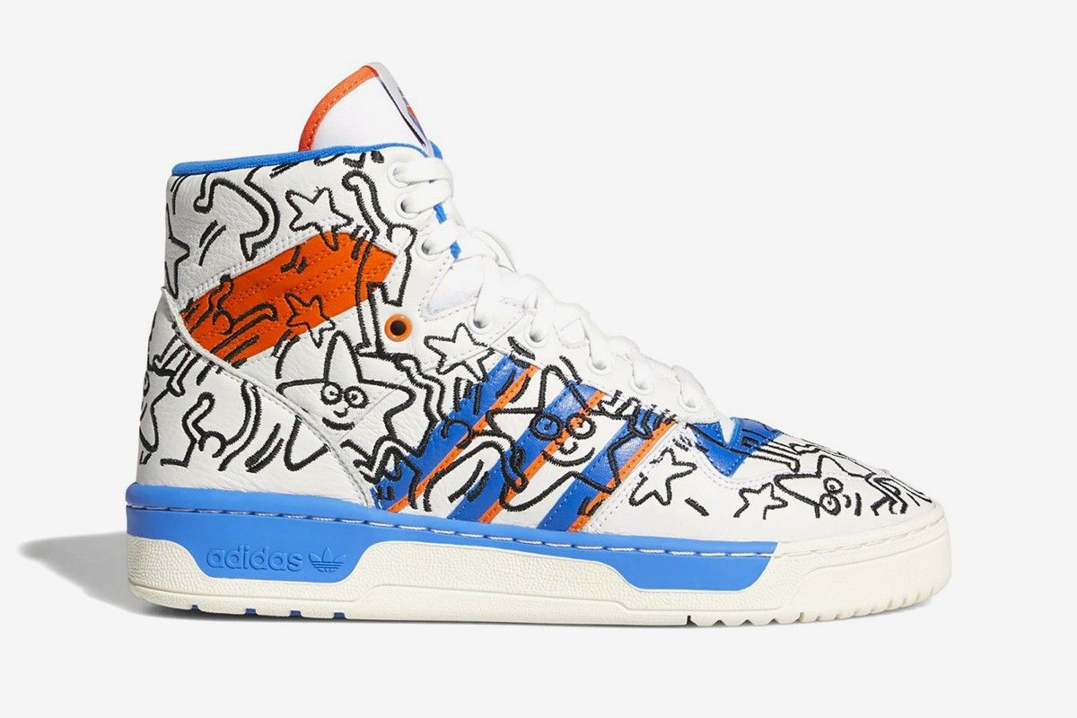 Keith Haring x adidas Sneakers: Release Date, Price & More