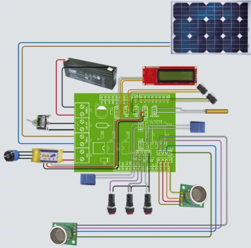 pin by miguel diaz on electr nica solar energy solar arduino rh pinterest com