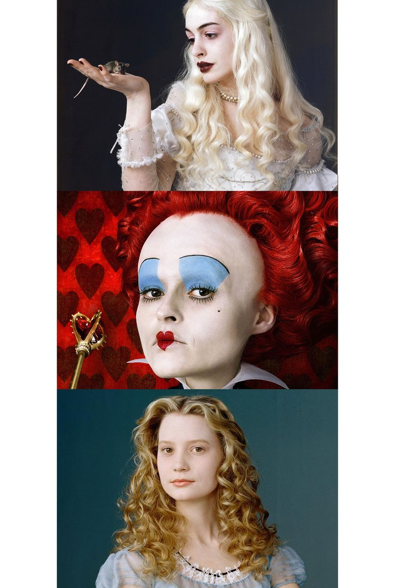 The Makeup Artist on Tim Burton's Alice in Wonderland, Valli O'Reilly - Makeup Chat