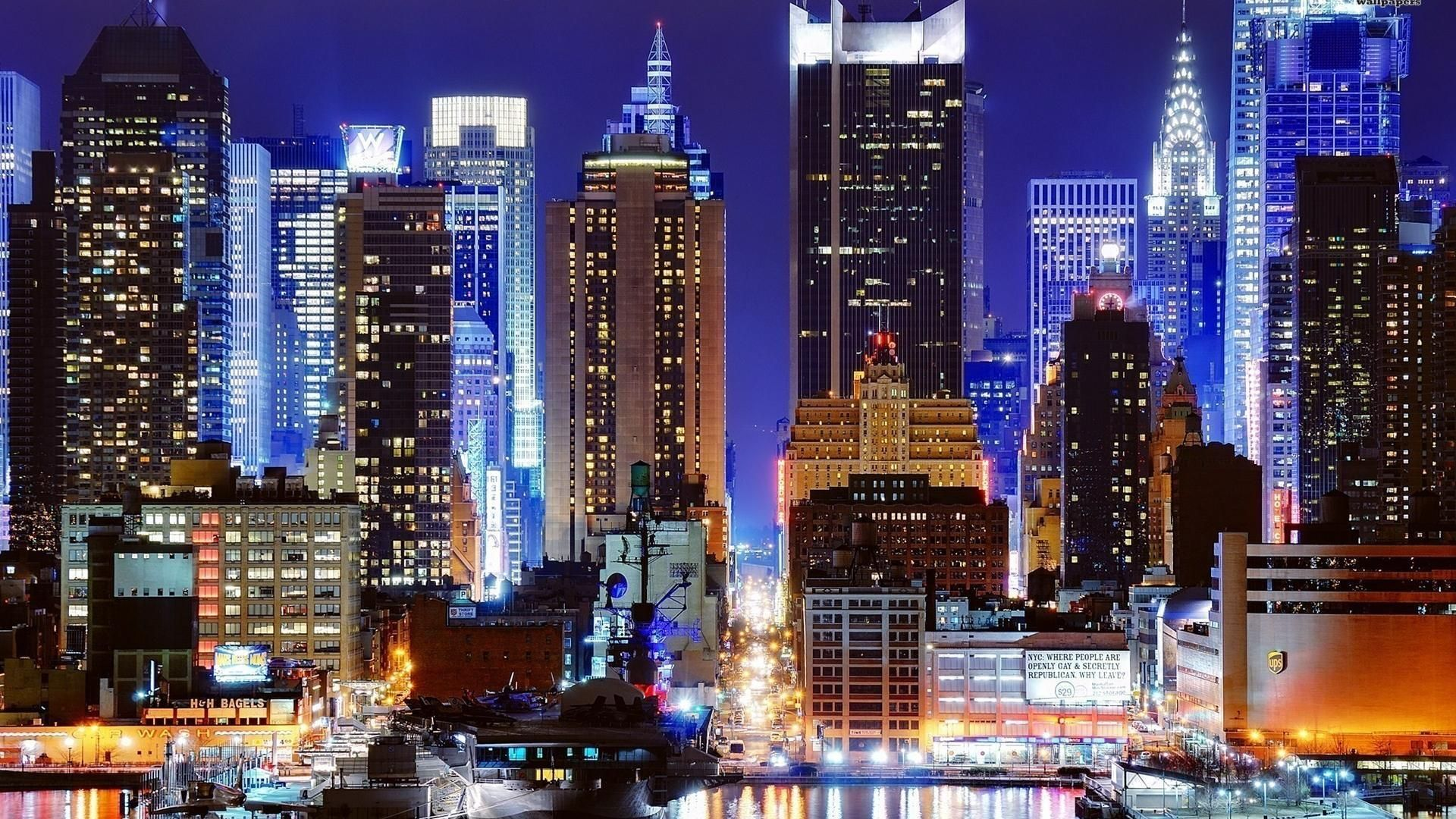 New York City Wallpapers 2014 City Wallpaper New York New York Skyline