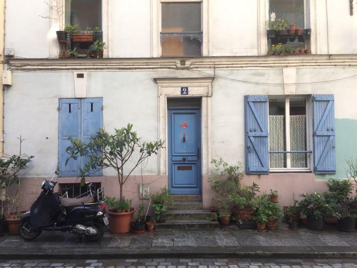 Neelie s Next Bite Not So Secret Paris  La Rue Crémieux   My Blog ... c2d0ac01865c