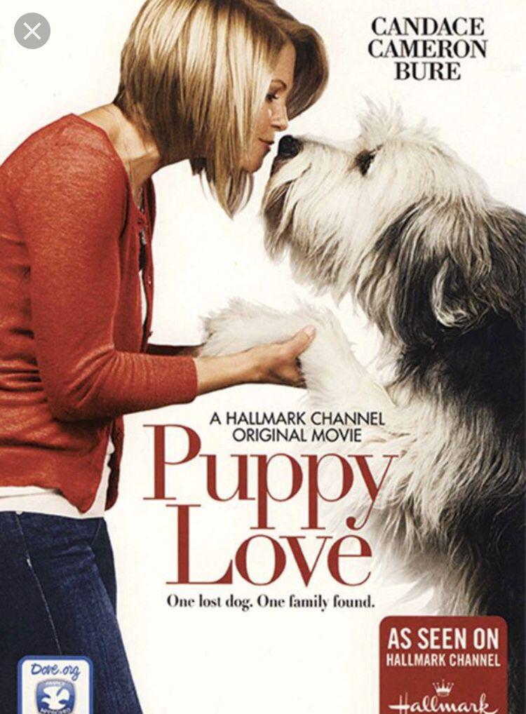 Hallmark Channel's Puppy Love movie starring Candace