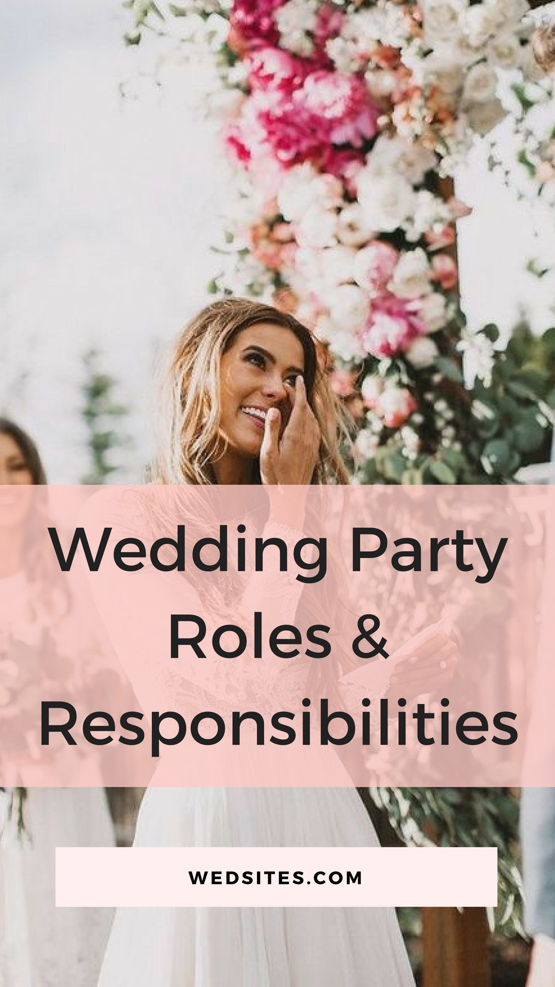 Wedding Party Roles & Responsibilities ♥ WedSites Blog -   16 wedding Party roles ideas