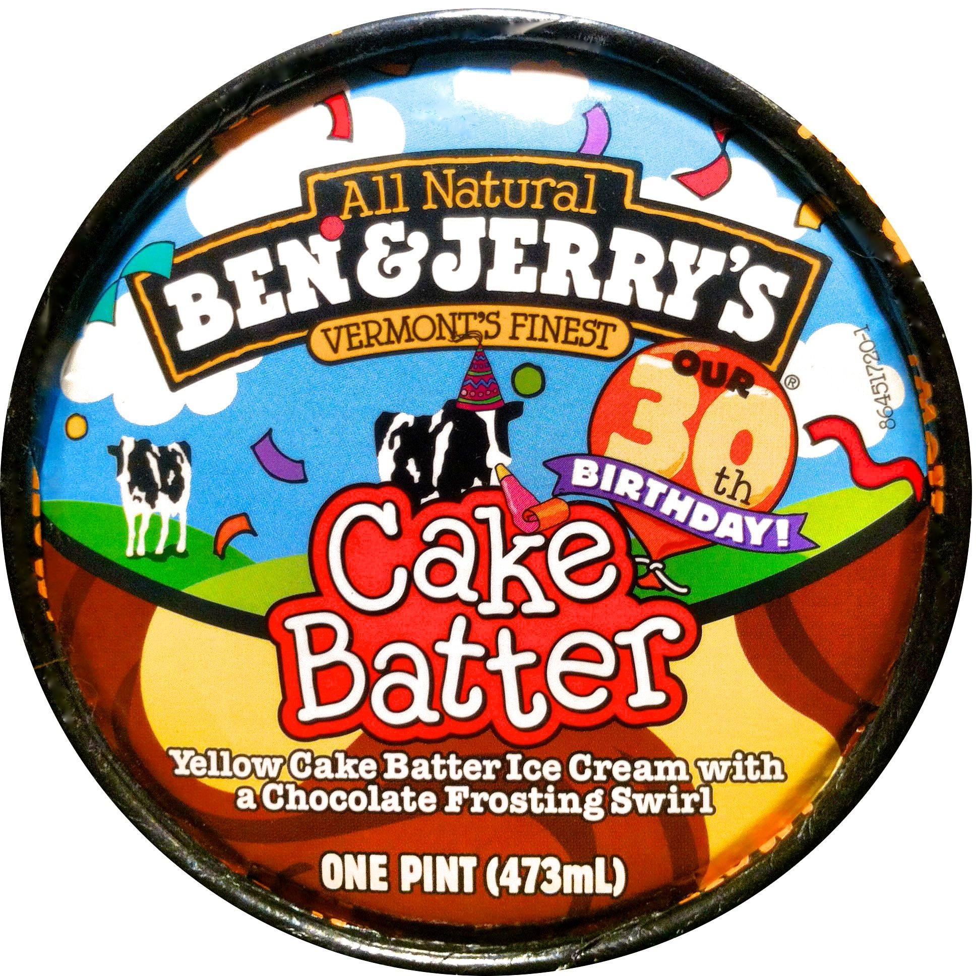 ben and jerry's ice cream cake review