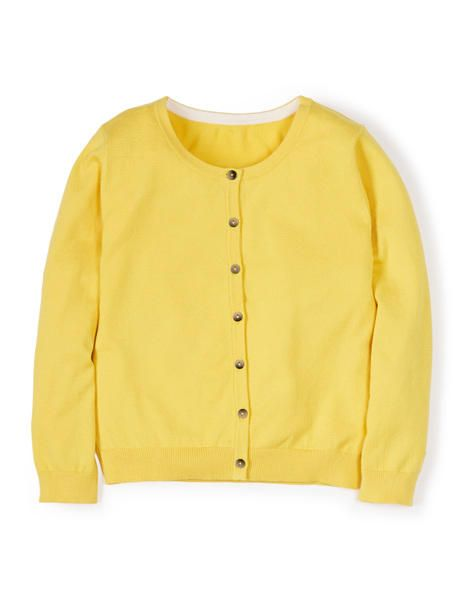 Favourite Cropped Cardigan WU005 Cardigans at Boden