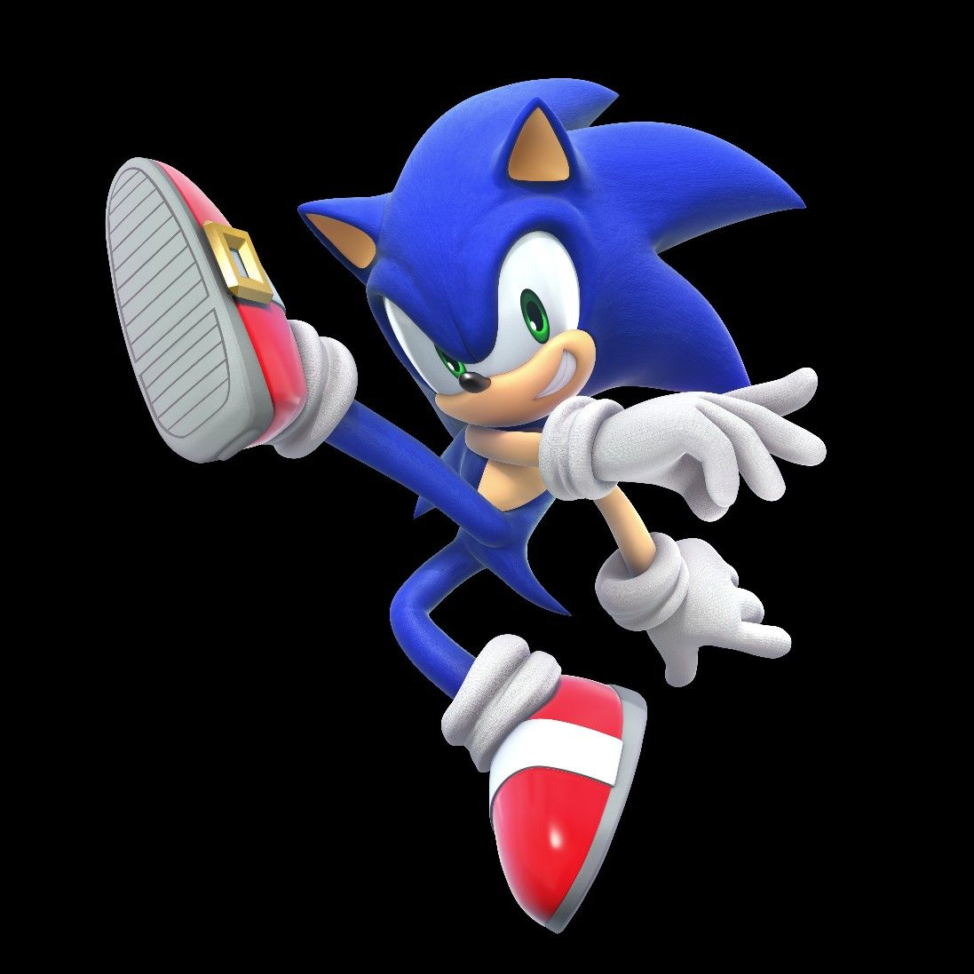 Sonic ssb5 ultimate