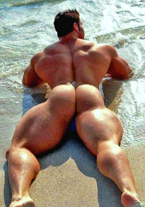 Hot guys with big butts