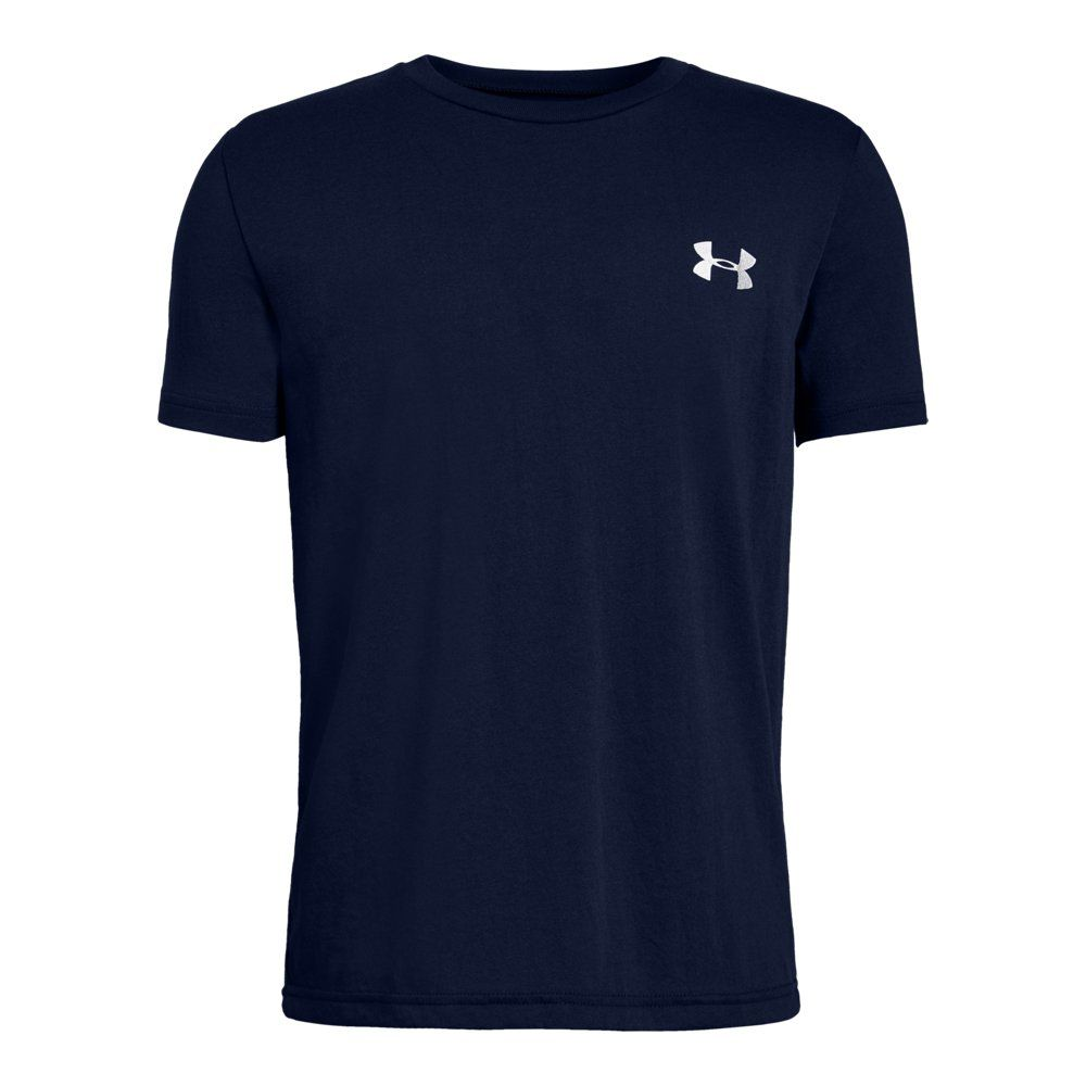 c60b0fa292 Boys' UA Back Box Graphic Short Sleeve | Under Armour US in 2019 ...