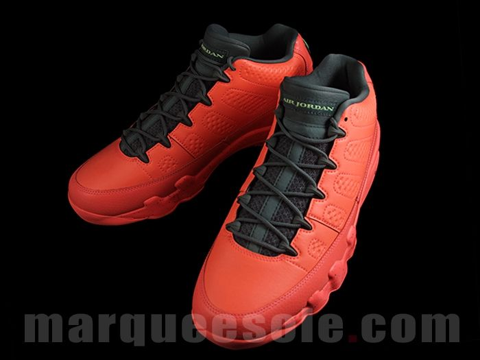 new style 0a3f5 e6b82 The Brightening Air Jordan 9 Low Infrared