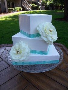 Test run/Setting up a Wedding Cake DIY Wedding Cake part 2