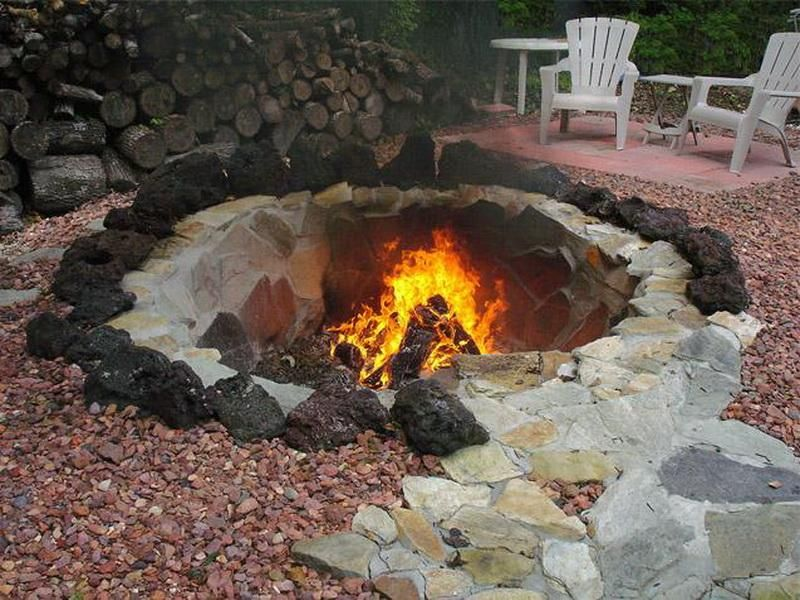 Upgrade Your Garden With 20 Diy Fire Pits Cool Fire Pits Diy