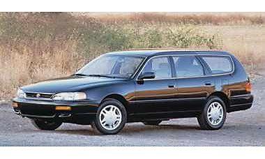 Toyota 1995 Camry Station Wagon