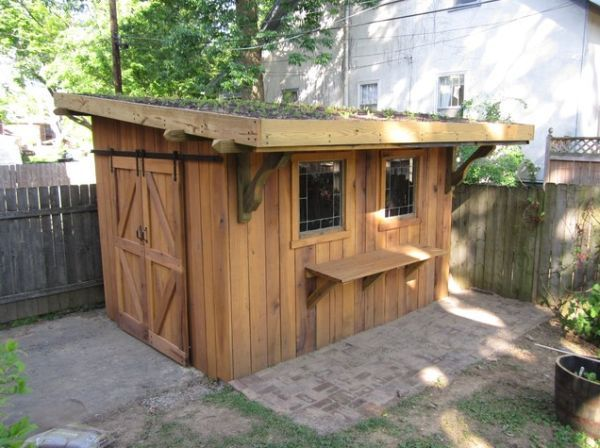 16 garden shed design ideas for you to choose from | Pallets ...